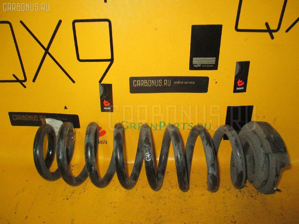 Пружина BMW 1-SERIES E87-UE12 N45B16A Фото 1