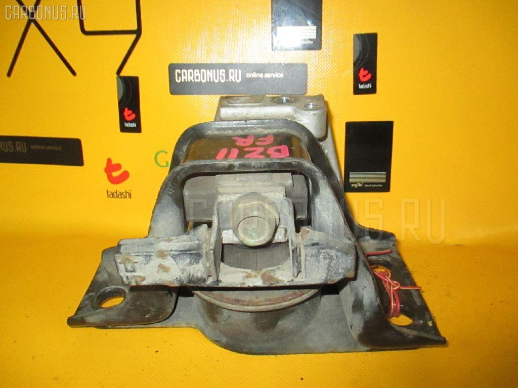 Подушка двигателя NISSAN CUBE BZ11 CR14DE. Фото 7