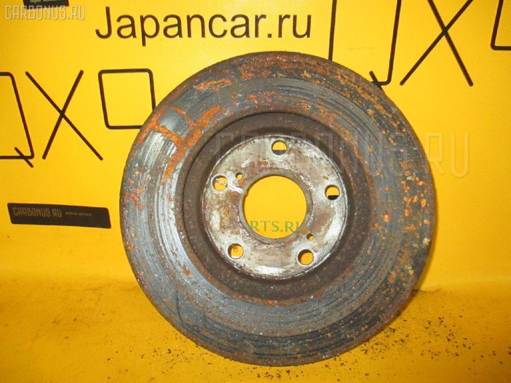 Тормозной диск TOYOTA ALTEZZA GXE10 1G-FE Фото 2