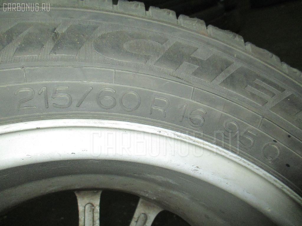 Автошина легковая зимняя DRICE 215/60R16 MICHELIN Фото 2
