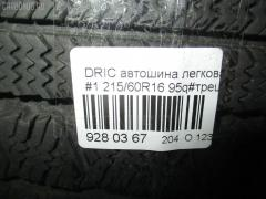 Автошина легковая зимняя DRICE 215/60R16 MICHELIN Фото 4