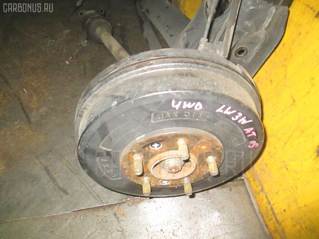 Балка подвески MAZDA MPV LW3W L3 Фото 1