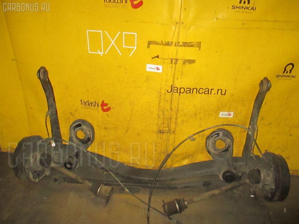 Балка подвески MAZDA MPV LW3W L3 Фото 3