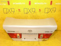 Крышка багажника TOYOTA SPRINTER AE110 Фото 1