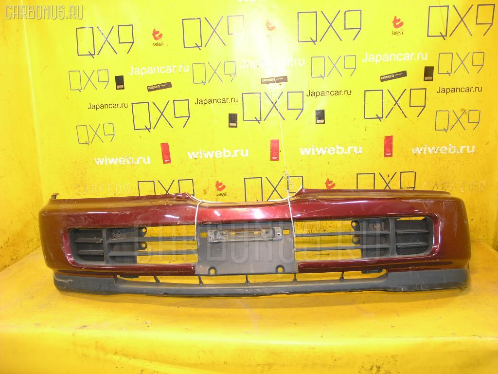 Бампер HONDA ASCOT CE4. Фото 4