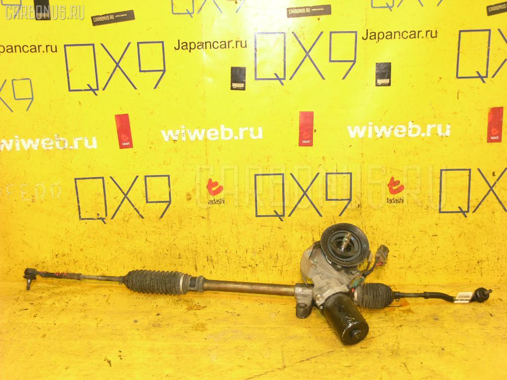 Рулевая рейка HONDA MOBILIO SPIKE GK2 L15A. Фото 7