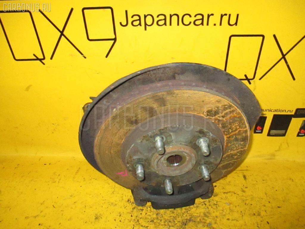 Ступица MITSUBISHI PAJERO MINI H58A 4A30T. Фото 6