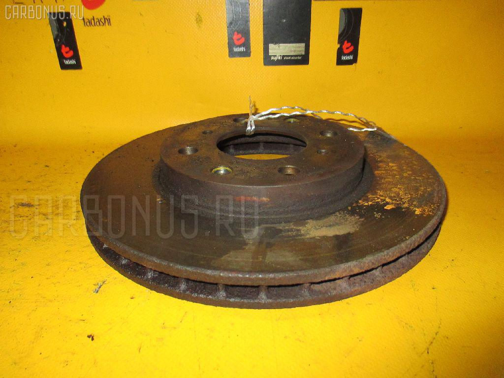 Тормозной диск HONDA FIT GD2 L13A Фото 1