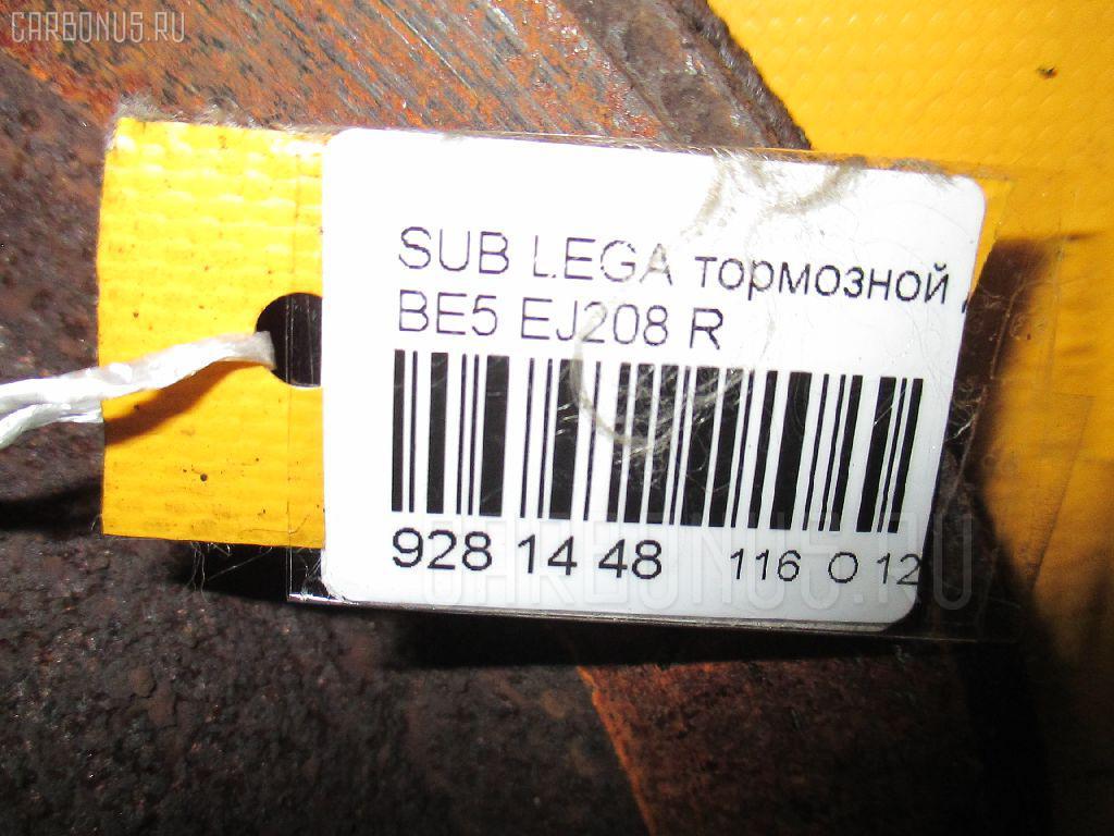 Тормозной диск SUBARU LEGACY B4 BE5 EJ208 Фото 3