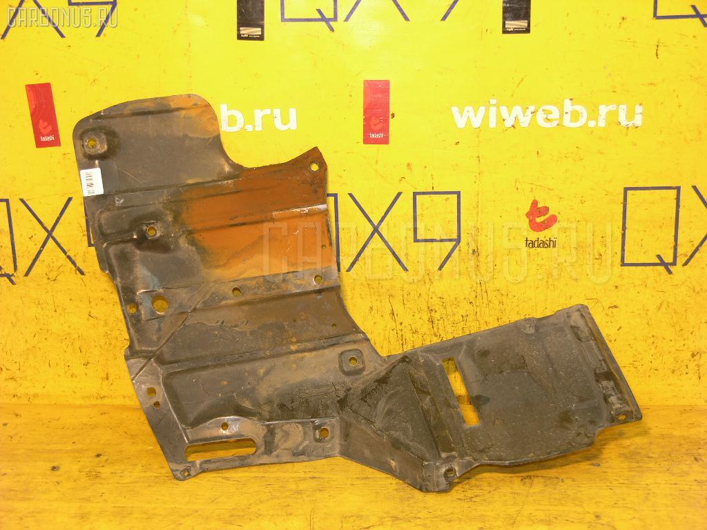 Защита двигателя TOYOTA CARINA AT192 5A-FE. Фото 3