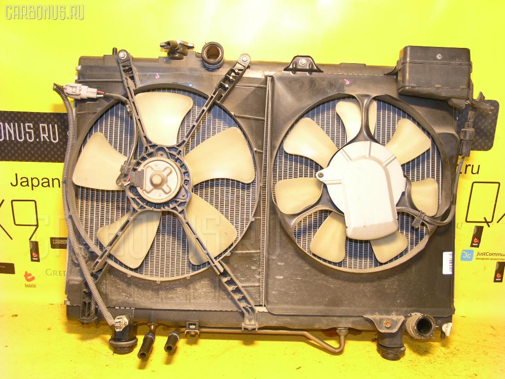 Радиатор ДВС TOYOTA NADIA SXN15 3S-FE. Фото 7