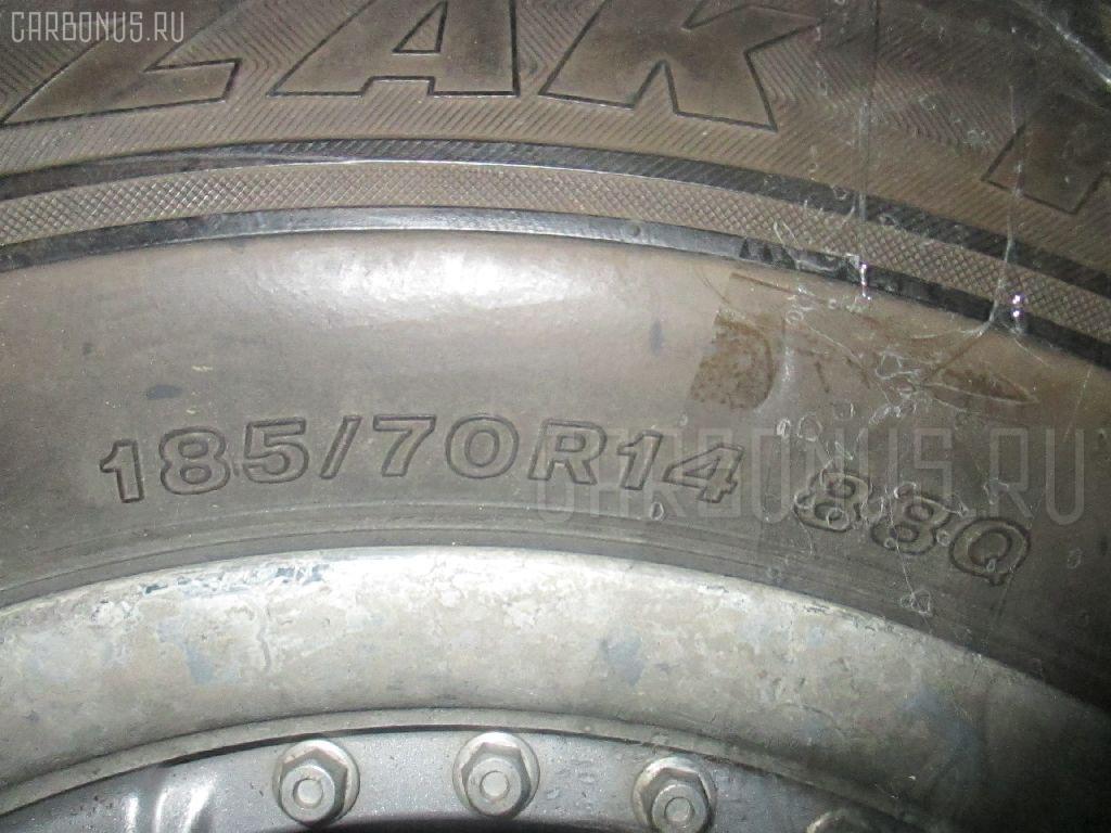 Автошина легковая зимняя BLIZZAK REVO 1 185/70R14. Фото 5