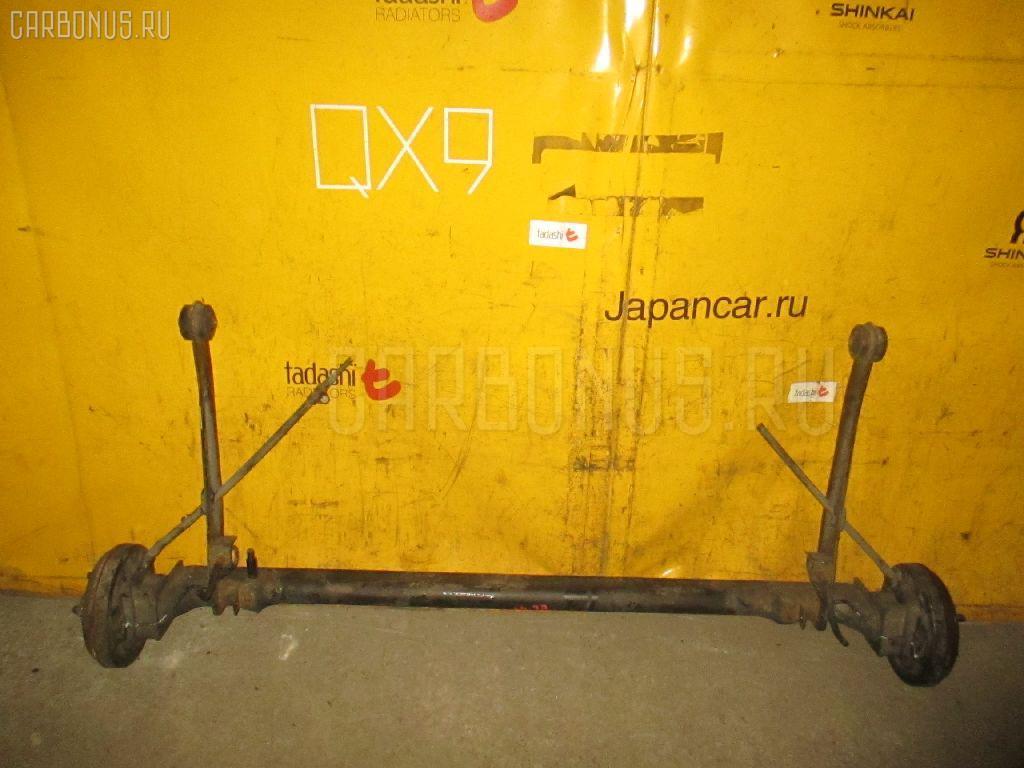 Балка подвески TOYOTA COROLLA II EL41 4E-FE. Фото 11