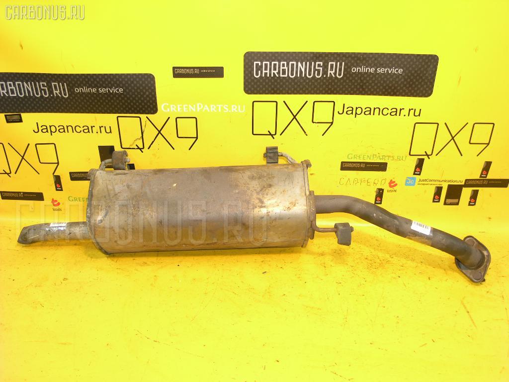 Глушитель NISSAN WINGROAD Y12 HR15DE Фото 1