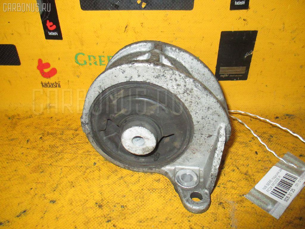 Подушка двигателя NISSAN SERENA PC24 SR20DE. Фото 4