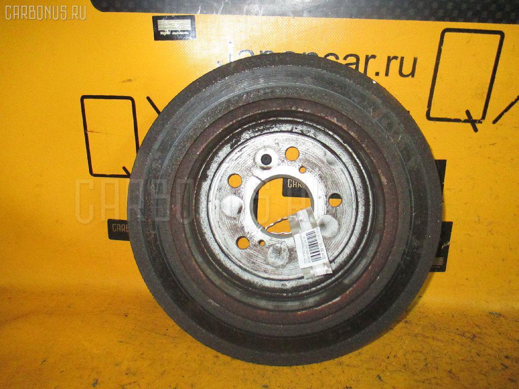Тормозной диск TOYOTA IPSUM ACM26W 2AZ-FE. Фото 8