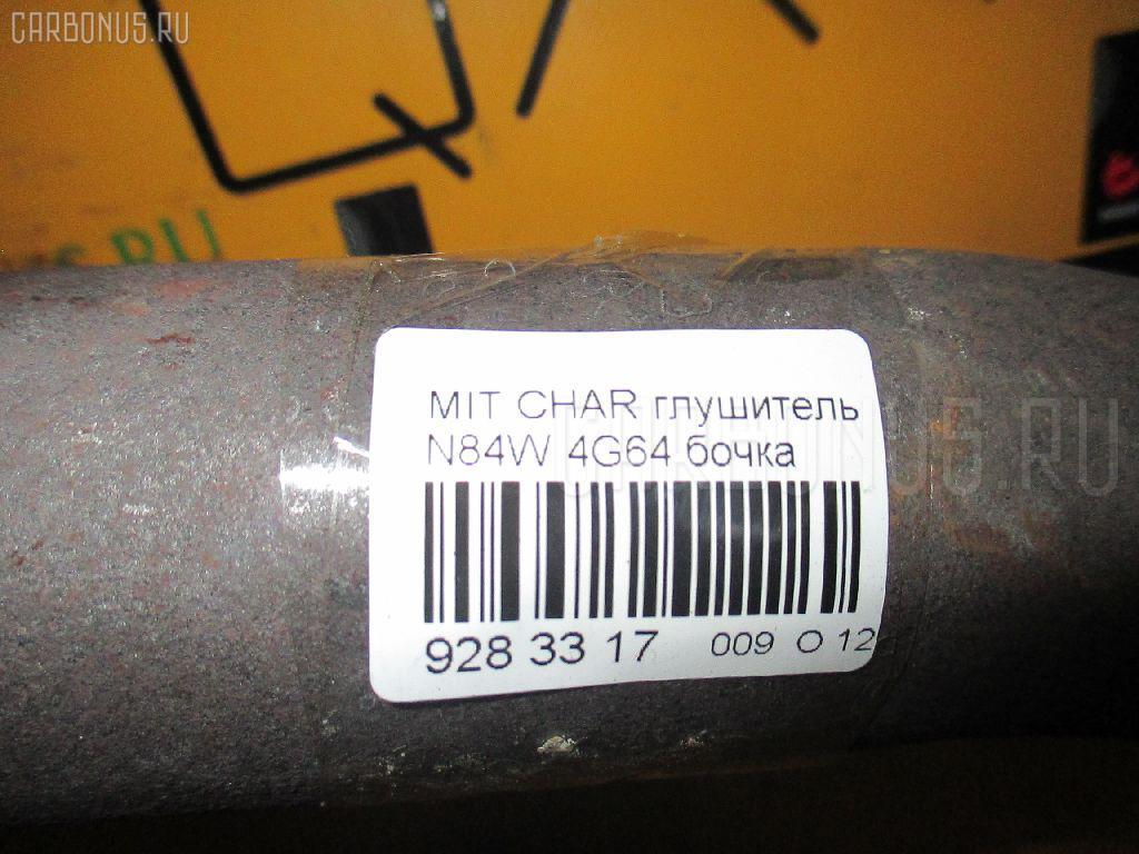 Глушитель MITSUBISHI CHARIOT GRANDIS N84W 4G64 Фото 2
