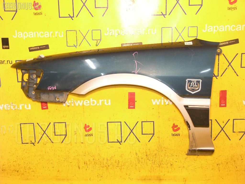 Крыло переднее TOYOTA SPRINTER CARIB AE95G. Фото 4