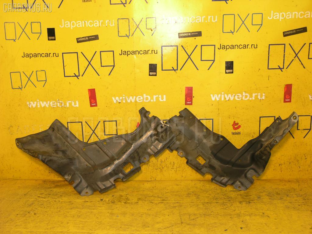 Защита двигателя TOYOTA PLATZ SCP11 1SZ-FE. Фото 6
