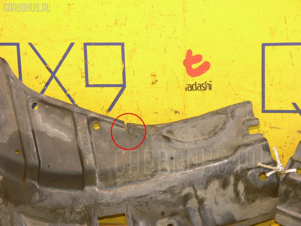 Защита двигателя TOYOTA PLATZ SCP11 1SZ-FE. Фото 8