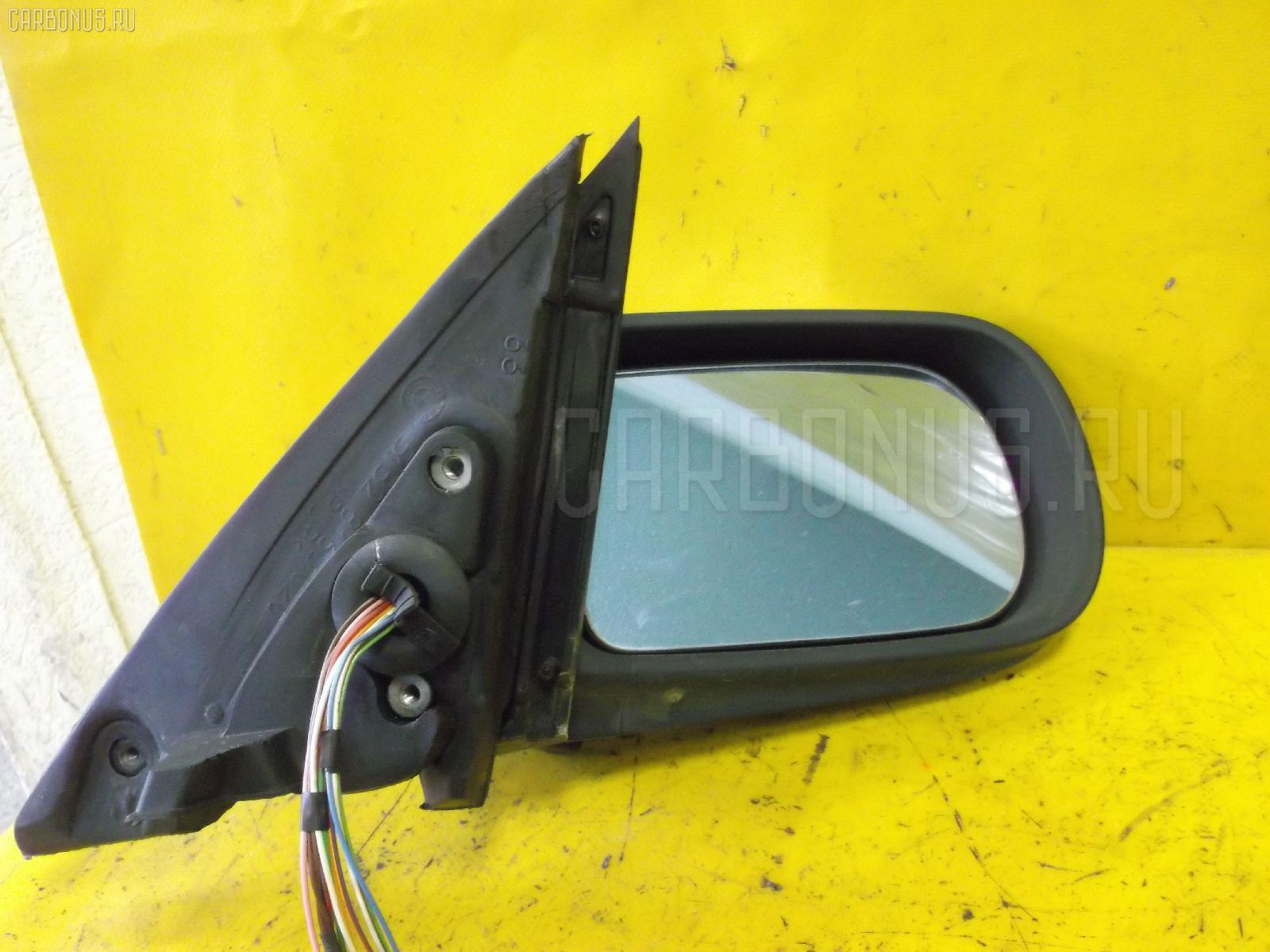 Зеркало двери боковой BMW 5-SERIES E39-DD62. Фото 9