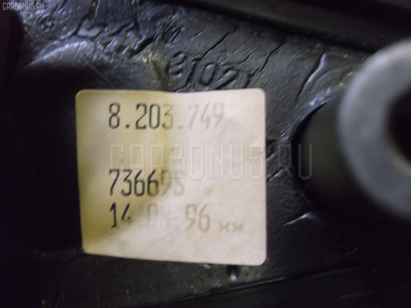 Зеркало двери боковой BMW 5-SERIES E39-DD62 Фото 1