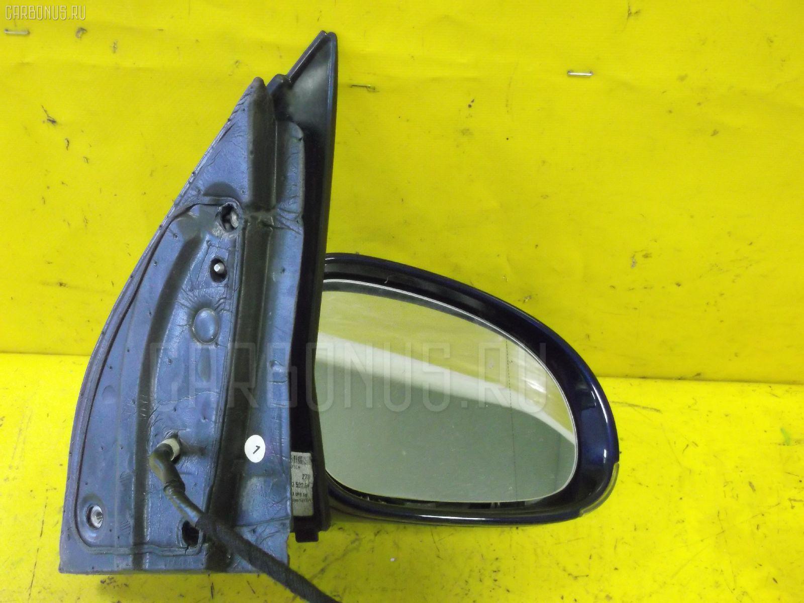 Зеркало двери боковой VOLKSWAGEN GOLF V 1KBLG Фото 1