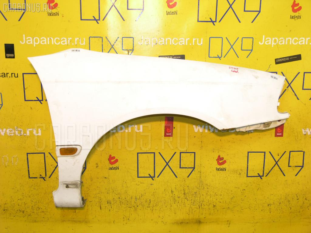 Крыло переднее TOYOTA CALDINA ST210G Фото 1