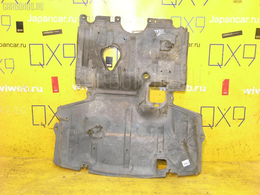 Защита двигателя NISSAN TERRANO TR50 ZD30DDTI Фото 1