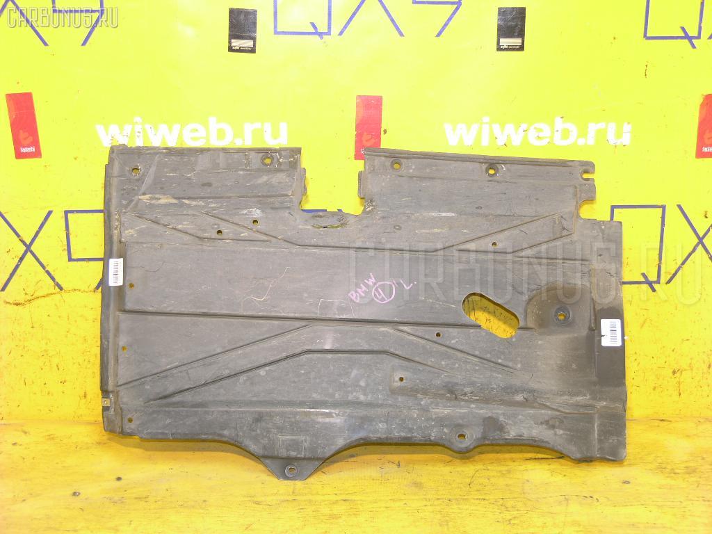 Защита антигравийная BMW 5-SERIES E39-DT42 M54-256S5. Фото 1