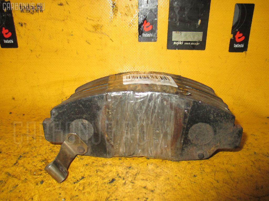 Тормозные колодки HONDA Фото 1