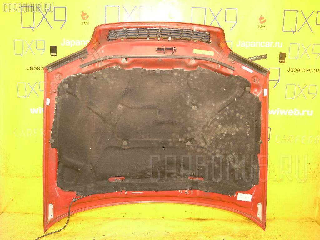 Капот VOLVO V40 VW Фото 2
