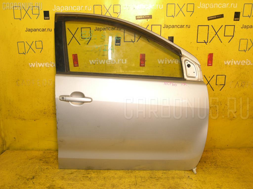 Дверь боковая TOYOTA IST NCP60 Фото 1