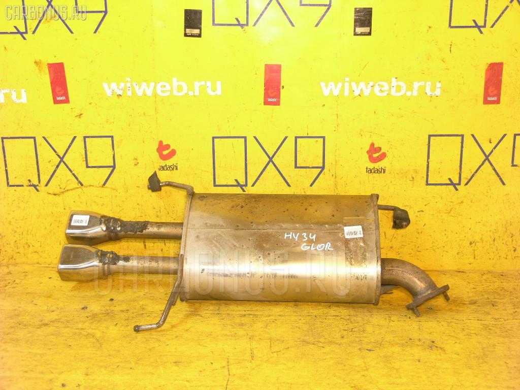 Глушитель Nissan Gloria HY34 VQ30DD Фото 1