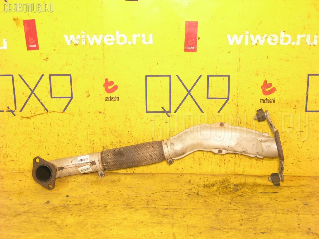 Глушитель Mitsubishi Dion CR6W 4G94 Фото 1
