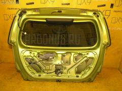 Дверь задняя Toyota Bb QNC21 Фото 2