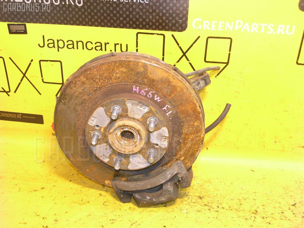 Ступица MITSUBISHI PAJERO IO H66W 4G93. Фото 10