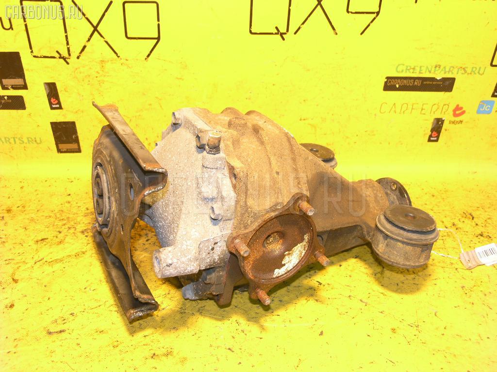 Редуктор TOYOTA GX90 1G-FE. Фото 3