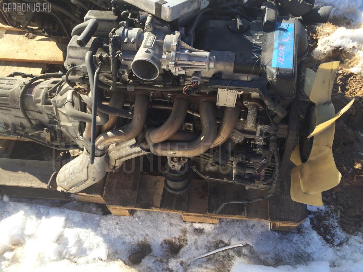 Двигатель TOYOTA CROWN JZS171 1JZ-GE Фото 5