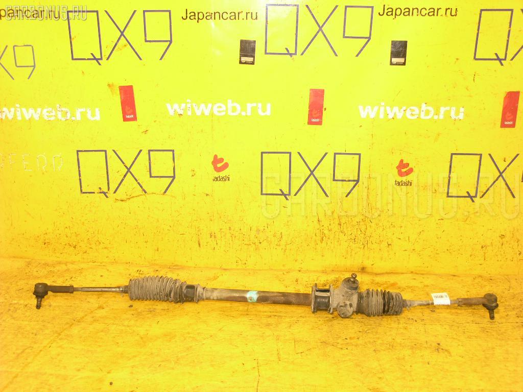Рулевая рейка SUZUKI KEI HN11S F6A Фото 1