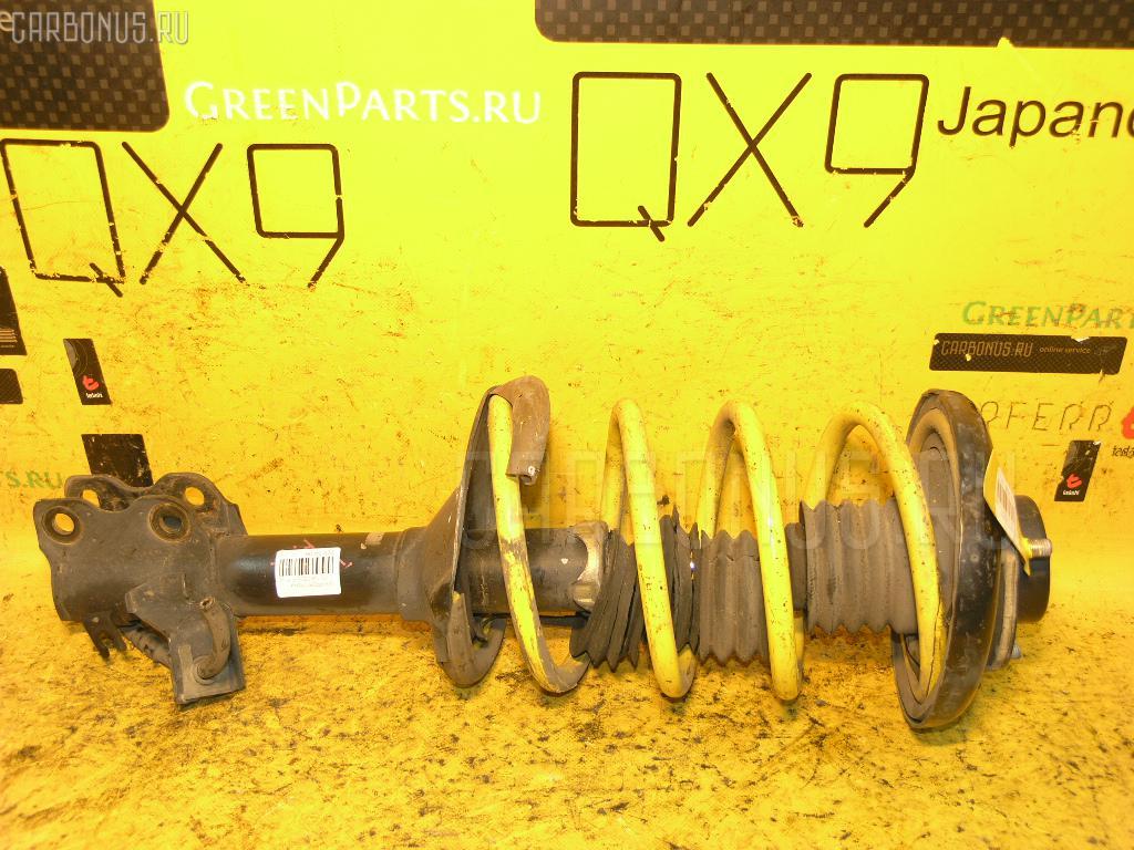 Стойка амортизатора NISSAN PRESAGE TU30 QR25DE. Фото 8