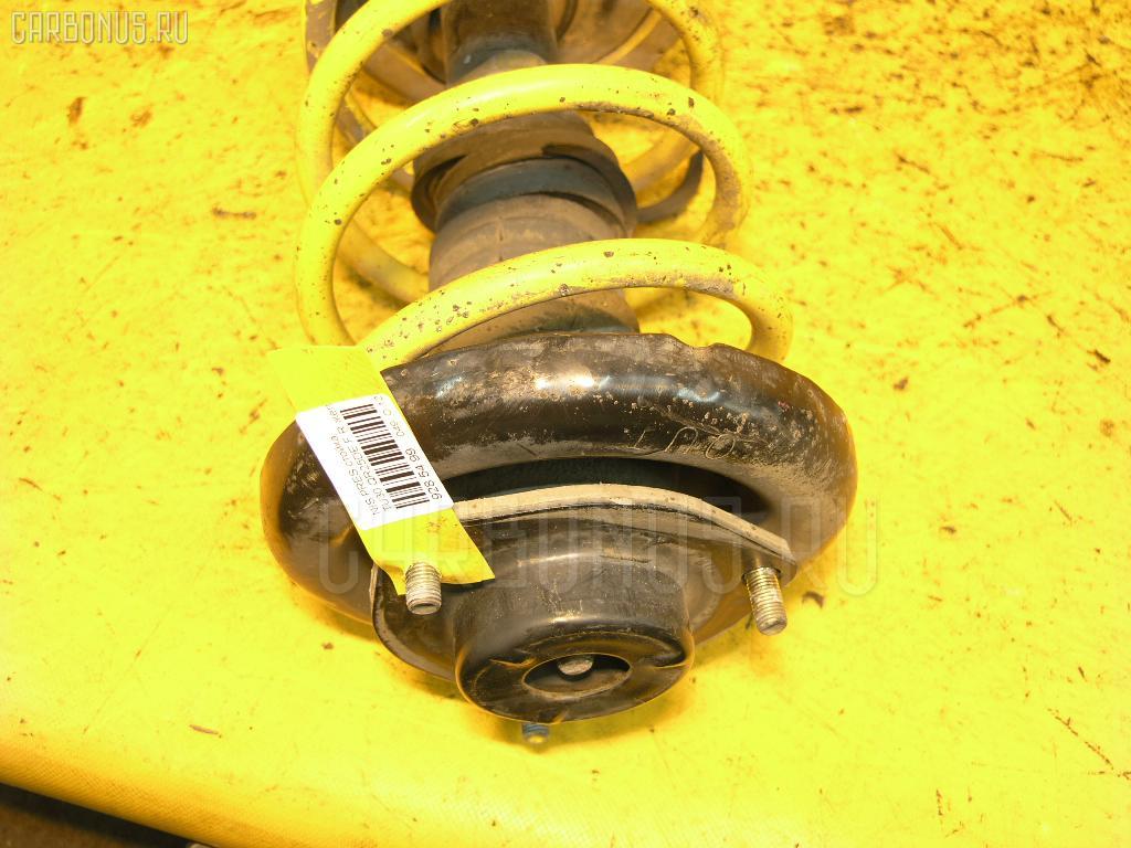 Стойка амортизатора NISSAN PRESAGE TU30 QR25DE. Фото 9