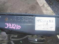 Планка телевизора Toyota Mark ii JZX110 1JZ-FSE Фото 1