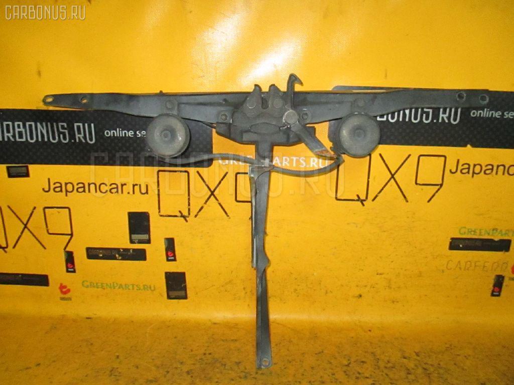 Планка телевизора TOYOTA MARK II JZX110 1JZ-FSE. Фото 4
