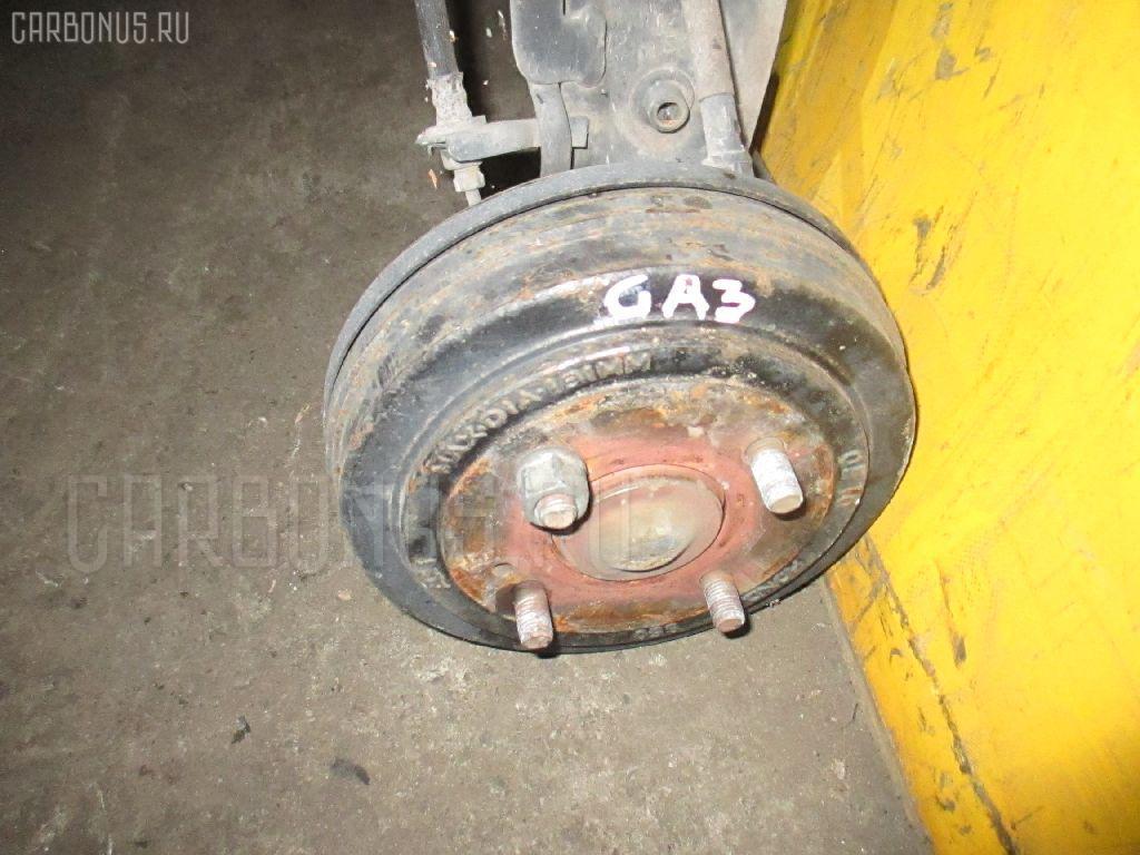Балка подвески HONDA LOGO GA3 D13B Фото 1