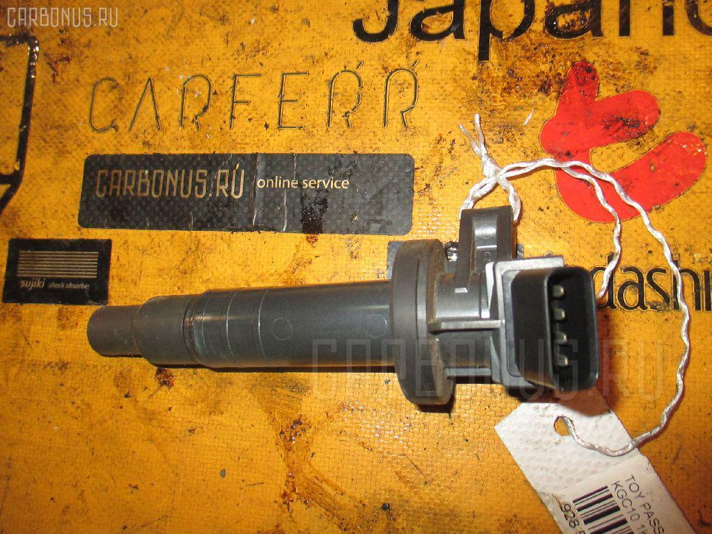 Катушка зажигания Toyota Passo KGC10 1KR-FE Фото 1