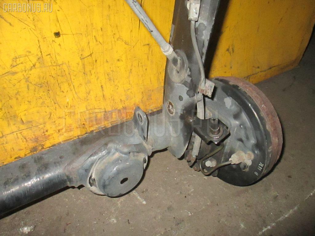 Балка подвески HONDA LOGO GA3 D13B Фото 2