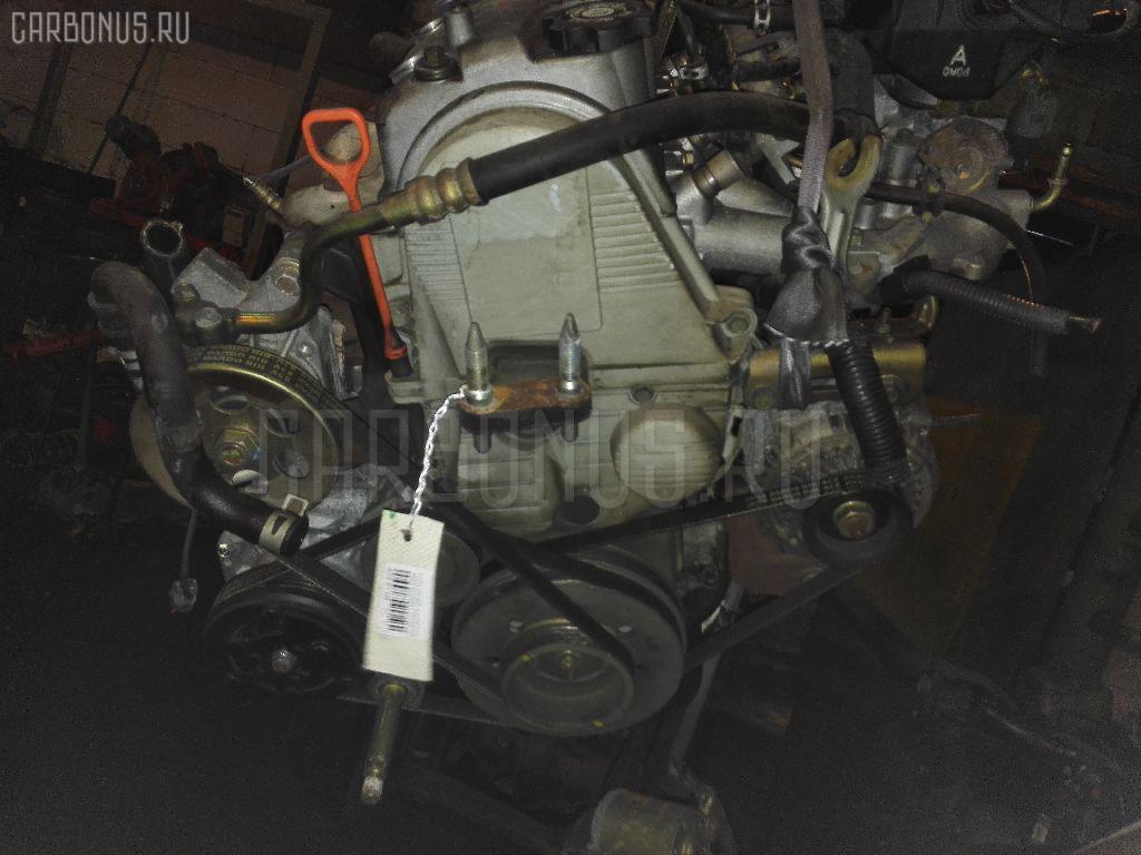 Двигатель HONDA DOMANI MB3 D15B. Фото 2