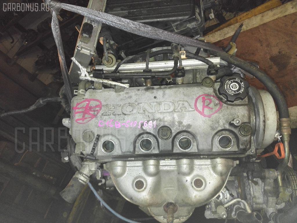 Двигатель HONDA DOMANI MB3 D15B. Фото 3