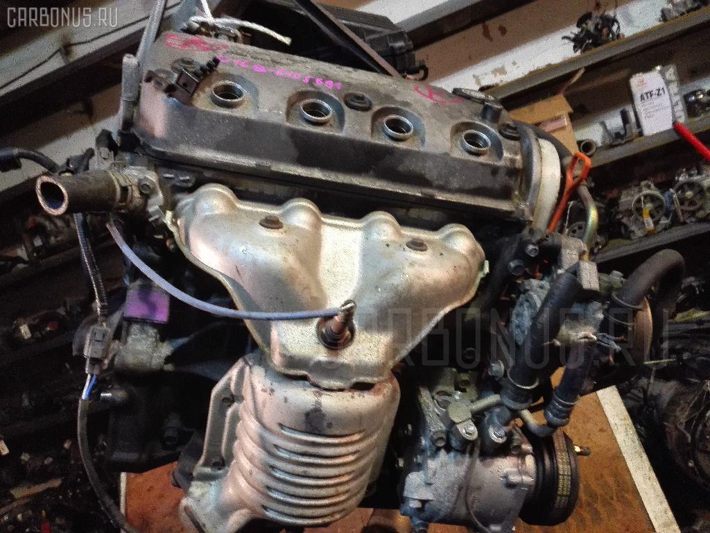Двигатель HONDA DOMANI MB3 D15B. Фото 4